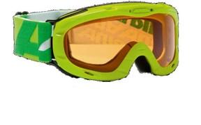 Детская горнолыжная маска Alpina JUNIOR Ruby S, lime/SH S1