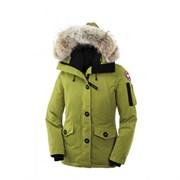 Женская куртка Canada GooseMONTEBELLO PARKA Green Tea