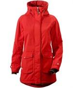 Женская куртка Didriksons BRISK (241, огненно-красный)