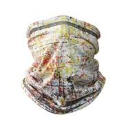 CTR Mistral Skube (шапка-шарф), WHITE PRINT