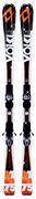 Горные лыжи Volkl RTM 75 + 4 Motion Marker 10