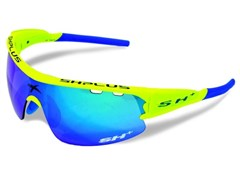 Очки SH+ RG 4600 Air yellow fluo/blue