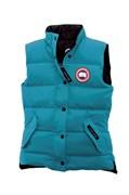 Женский жилет Canada Goose Freestyle Vest, blue topaz