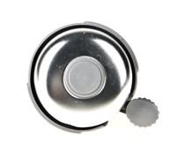 Звонок алюминиевый Vinca, silver