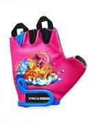 Детские велосипедные перчатки Vinca, PRINCESS
