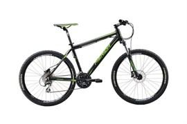 Горный велосипед Merida Big.Nine 20-D Matt Black (Green)