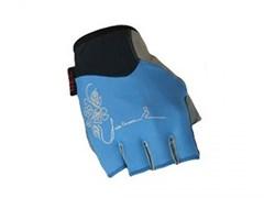 Перчатки велосипедные Polednik Chloris, синие