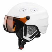 Горнолыжный шлем Alpina GRAP Visor HM white matt