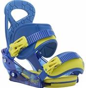 Детские крепления BURTON MISSION SMALLS NEXT LEVEL BLUE