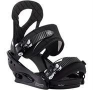 Сноубордические крепления Burton Stiletto Black