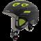 Детский шлем Alpina GRAP 2.0 JR, Black/Yellow Matt (распродано) - фото 6979